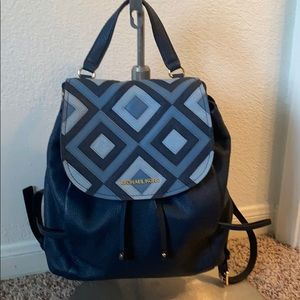 Mk mini backpack like new excellent condition